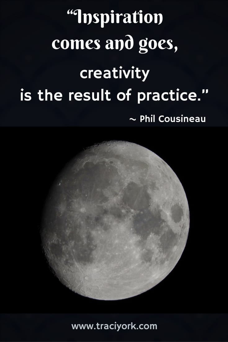 Quote Challenge Week 4 Phil Cousineau Quote