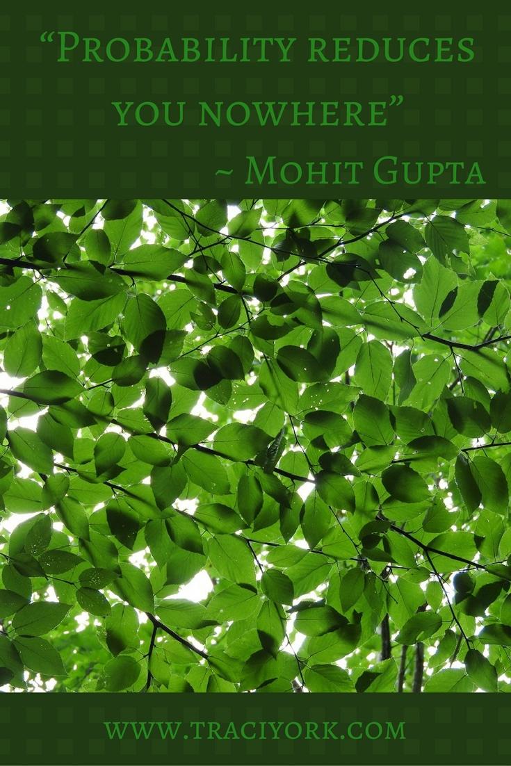 Quote Challenge Week 5 Mohit Gupta Quote