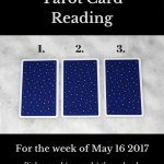 May 16 2017 Tarot blog graphic