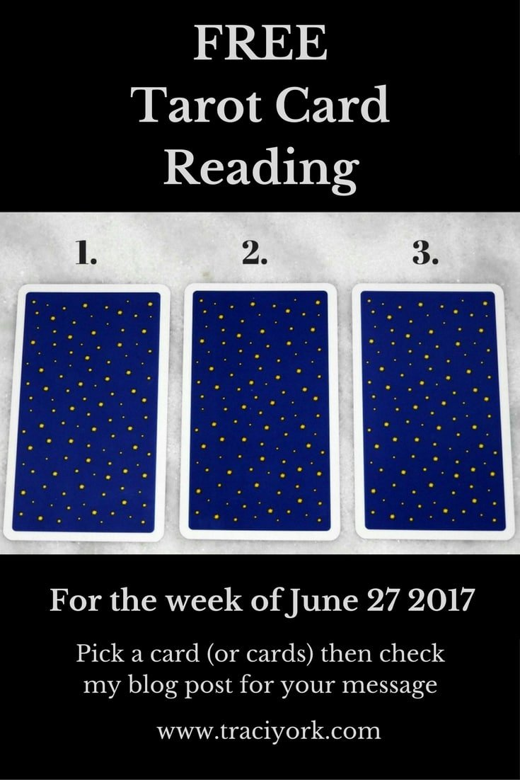June 27 2017 Tarot, blog graphic