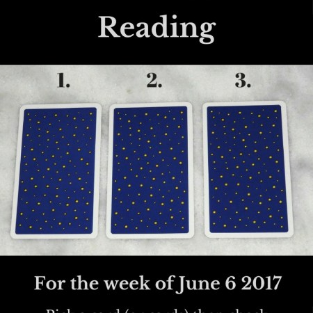 June 6 2017 Tarot, blog graphic