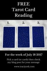July 18 2017 Tarot, blog graphic