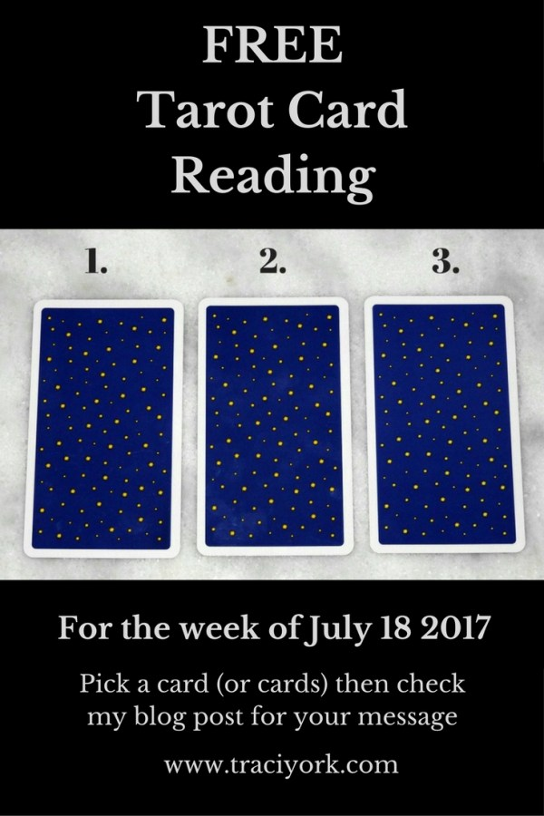 July 18 2017 Tarot, blog graphic