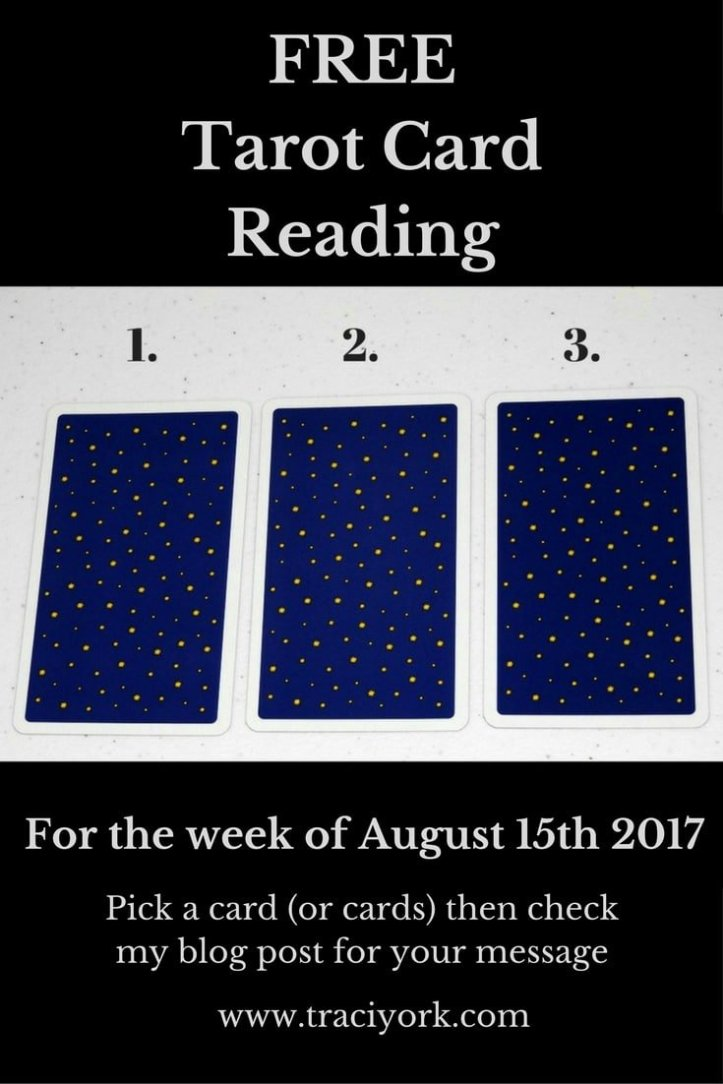 August 15th 2017 Tarot blog graphic
