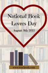 National Book Lovers Day August 9th 2017