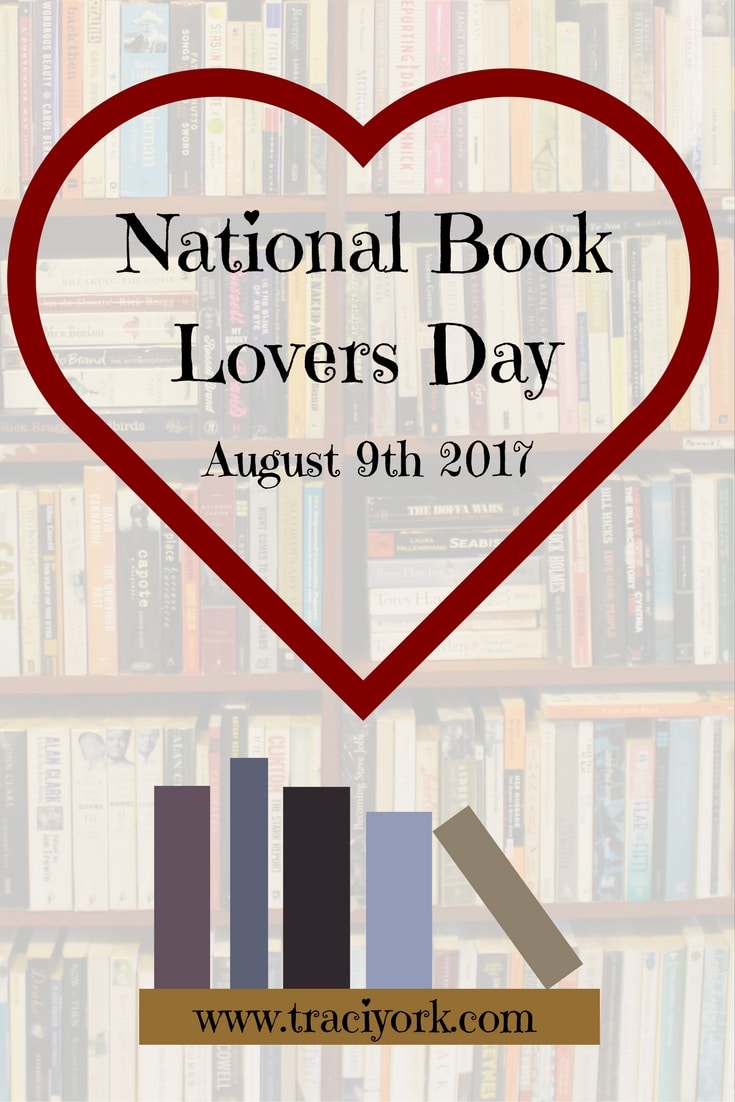 National Book Lovers Day is August 9th 2017