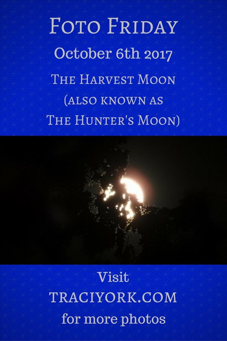 Harvest Moon October 2017