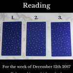 December 12th 2017 Tarot