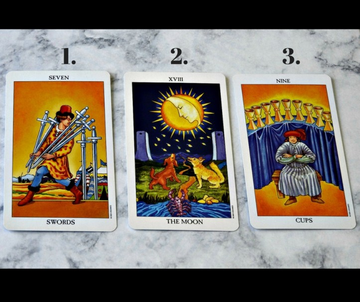 March 27th 2018 Tarot