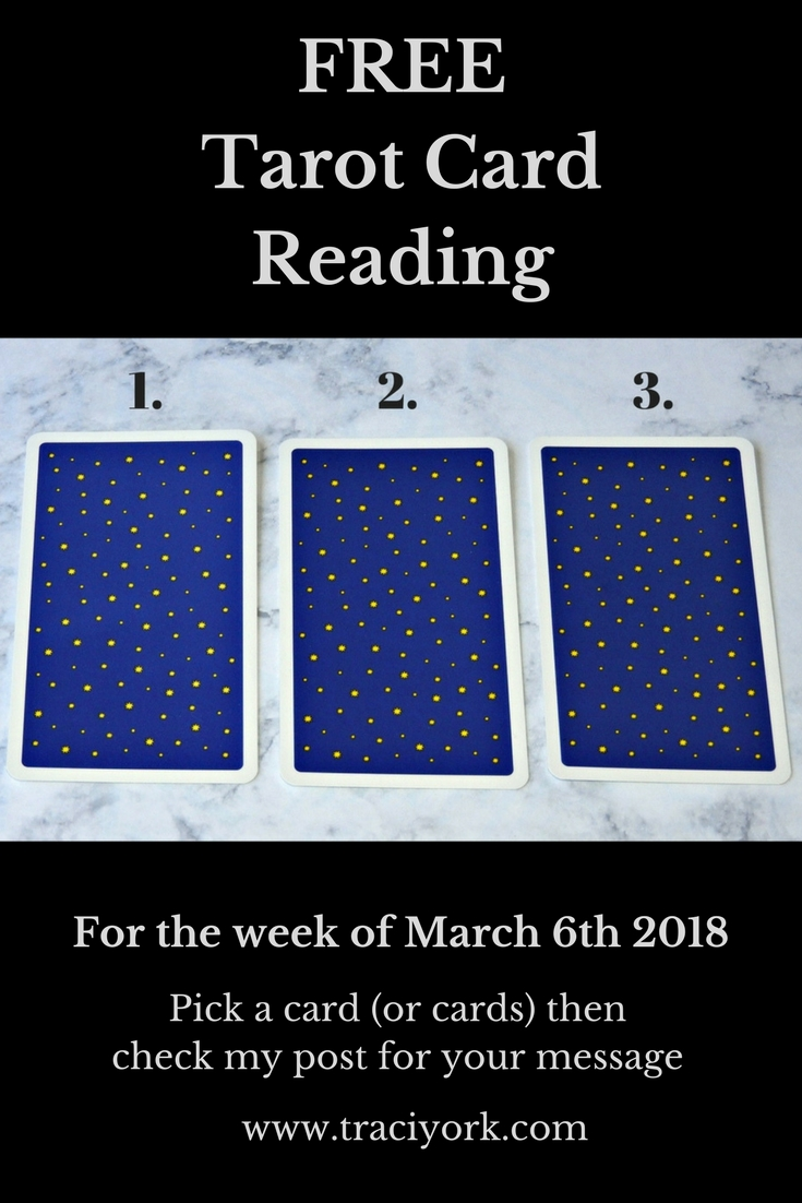 March 6th 2018 Tarot