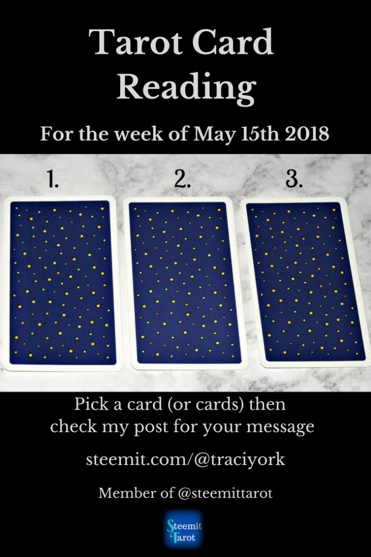 Free Tarot Card Reading for the Week of May 15th