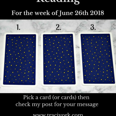 June 26th 2018 Tarot