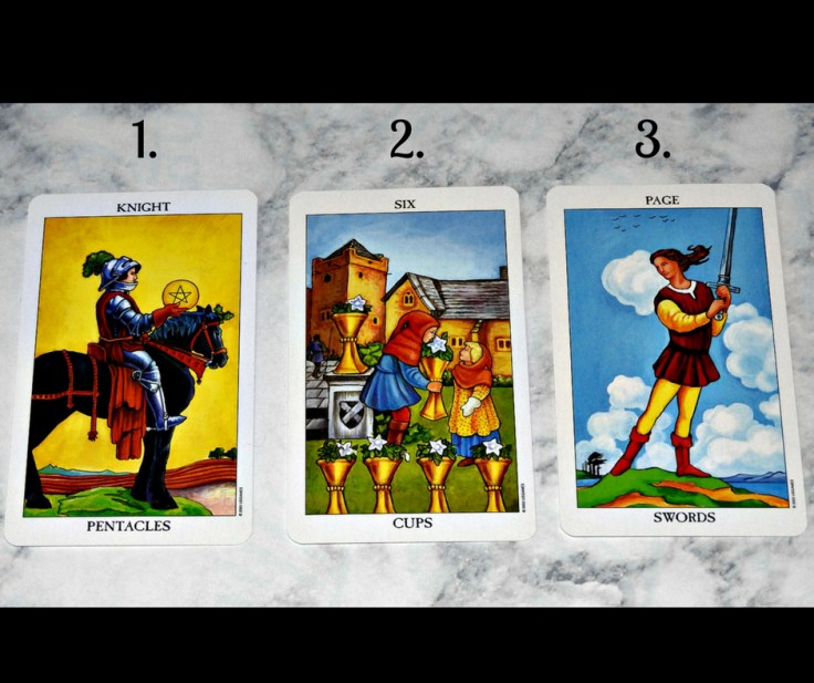 July 24th 2018 Tarot, front
