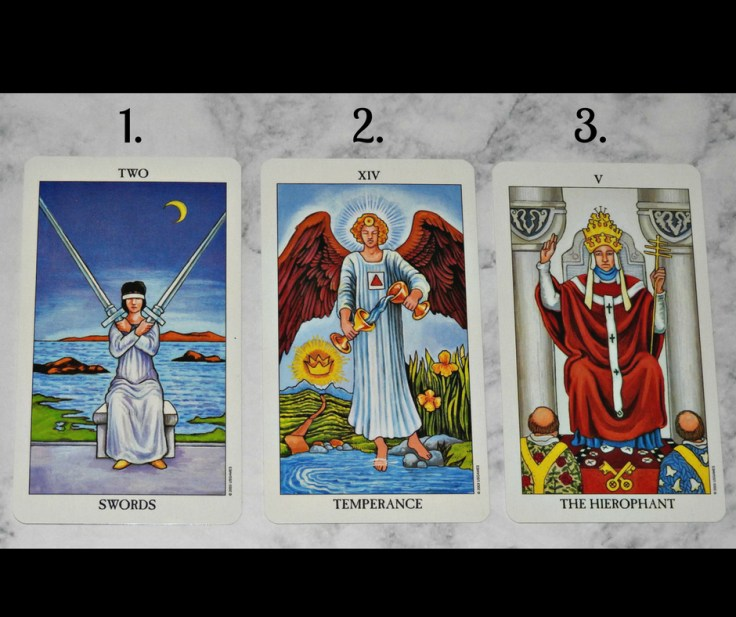 July 31st 2018 Tarot Front
