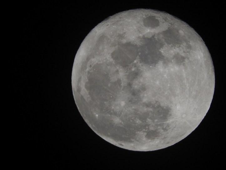 Full Moons in 2017