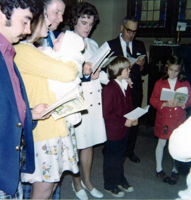Throwback Thursday - 12 Assorted Childhood Photos