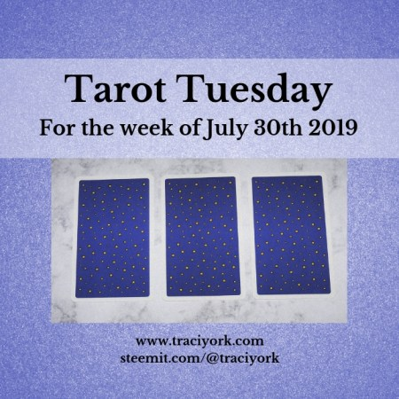 July 30th 2019 Tarot Tuesday thumbnail