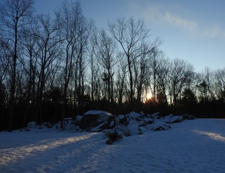 #SublimeSunday - Winter Sunrises