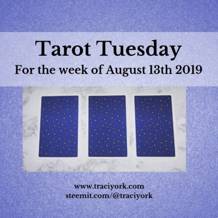 August 13th 2019 Back Tarot Tuesday thumbnail