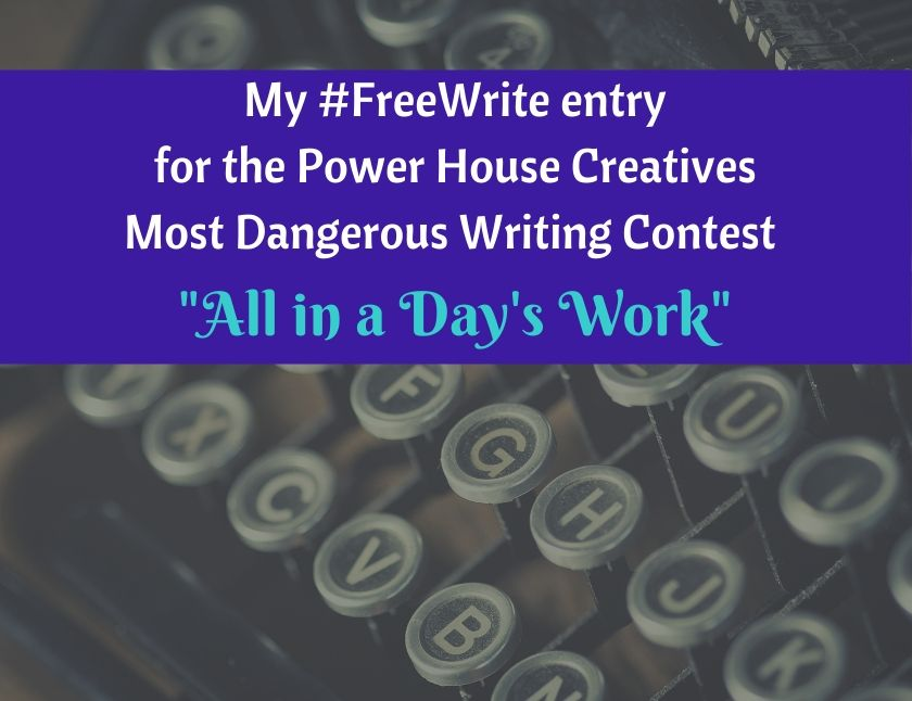 FreeWrite and PHC Most Dangerous Writing Contest blog thumbnail