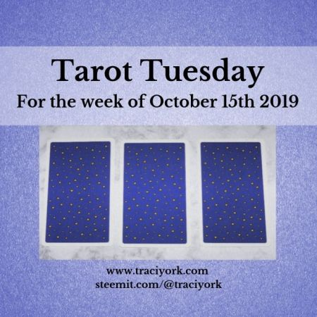 October 15th Tarot Tuesday thumbnail