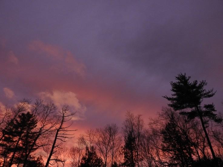 Sublime Sunday Sunset Sky November 22