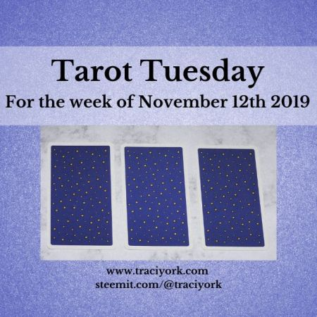 November 12th Tarot Tuesday thumbnail