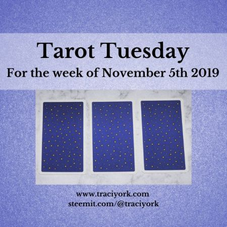 November 5th Tarot Tuesday thumbnail