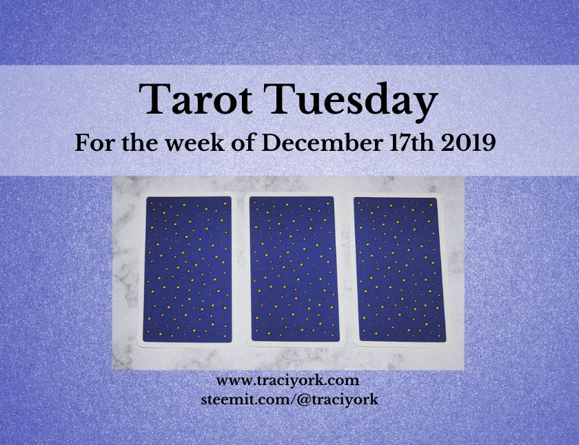 December 17th 2019 Tarot Tuesday thumbnail