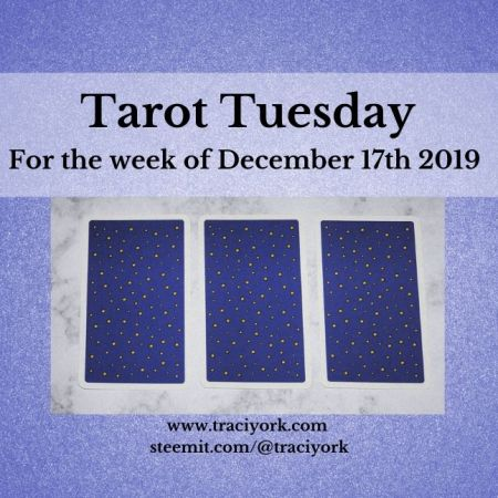 December 17th 2019 Tarot Tuesday thumbnail
