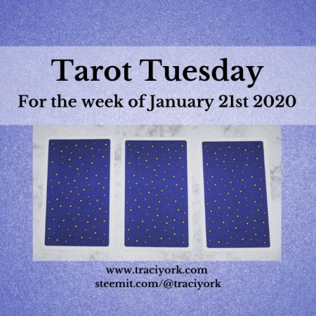 January 21st 2020, Tarot Tuesday thumbnail