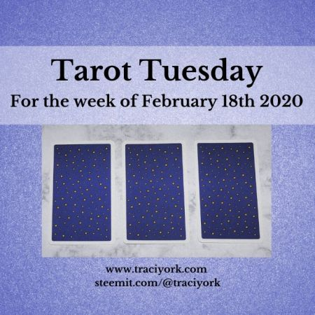 February 18th 2020, Tarot Tuesday thumbnail