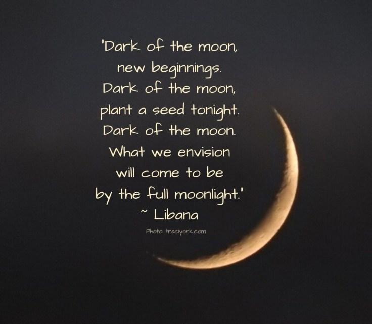 New moon Libana quote