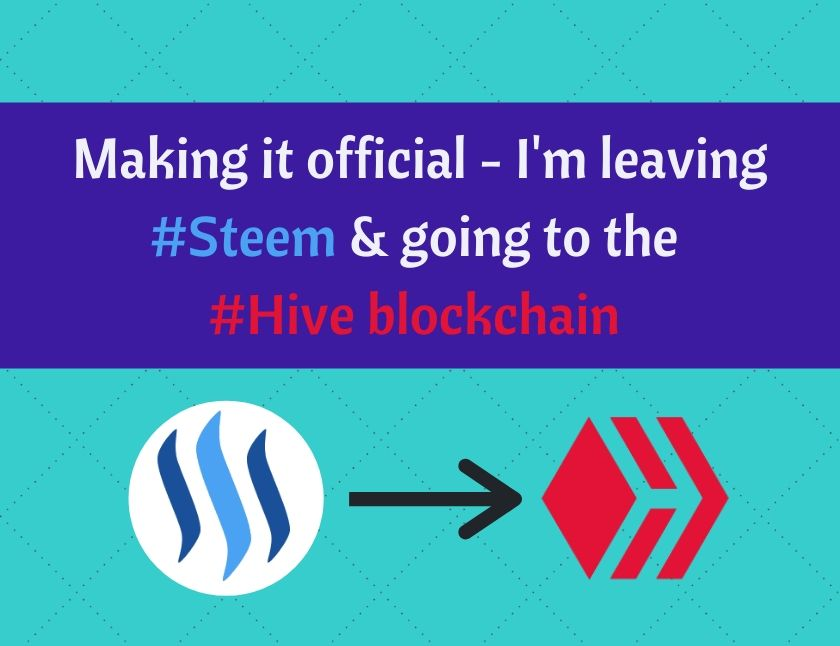 Making it official - I'm heading to Hive blog thumbnail
