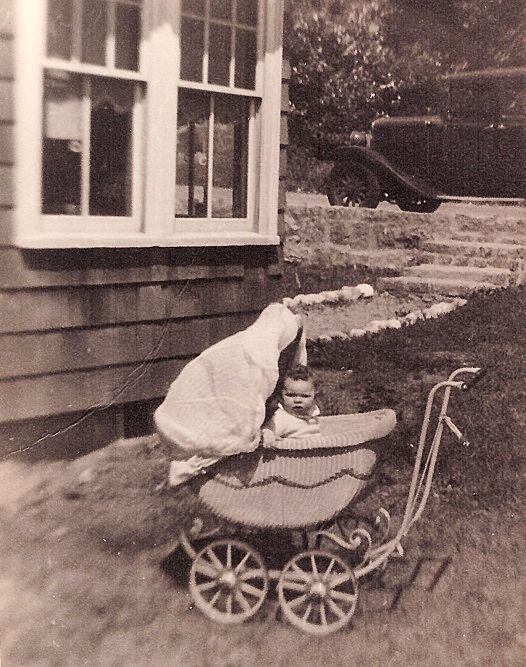 More Thirteen Throwback Thursday Photos - Aunt Mary and Mom