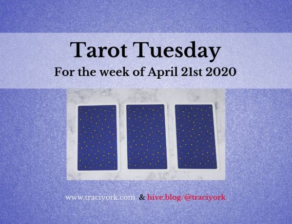 April 21st 2020, Tarot Tuesday thumbnail