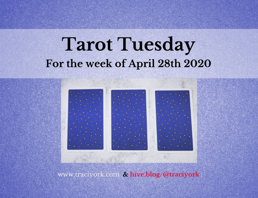 April 28th 2020, Tarot Tuesday thumbnail
