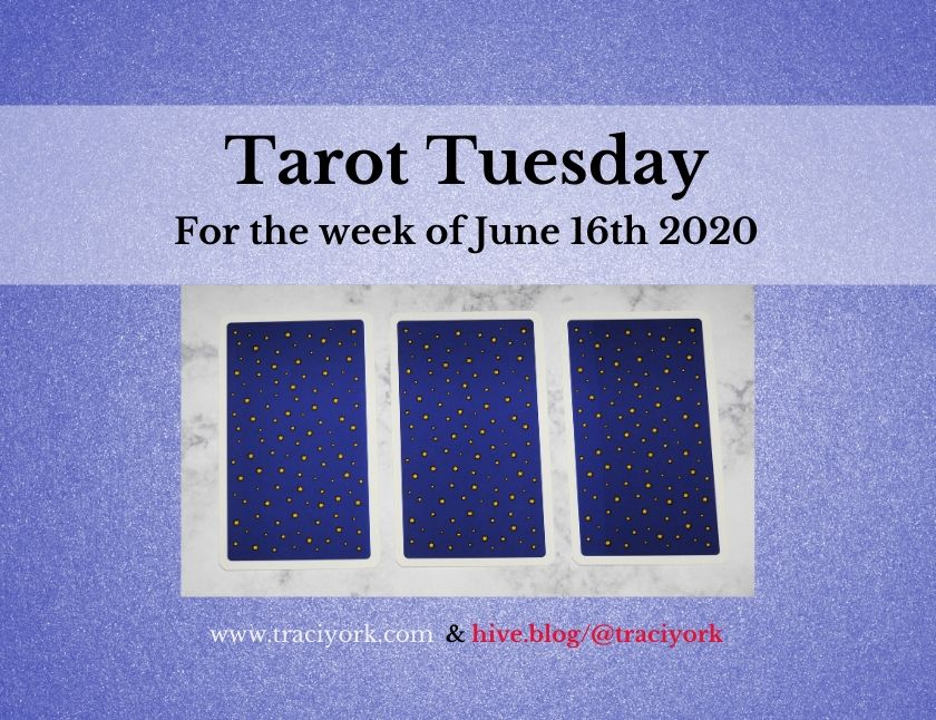 June 16th 2020, Tarot Tuesday thumbnail