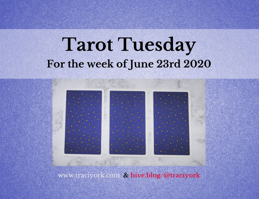 June 23rd 2020, Tarot Tuesday thumbnail