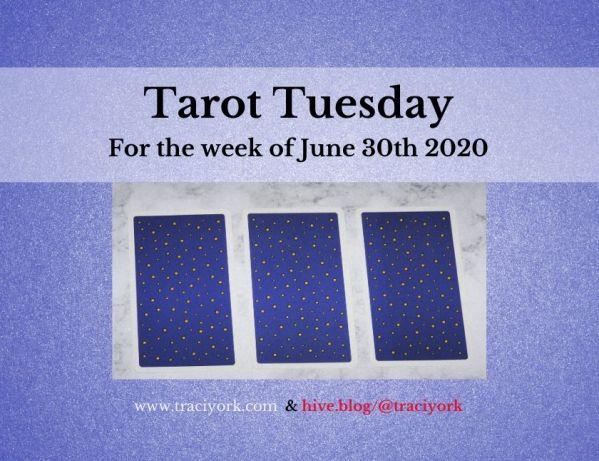 June 30th 2020, Tarot Tuesday thumbnail