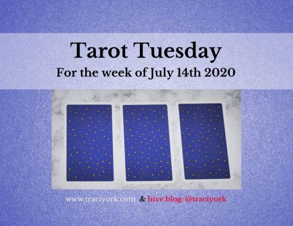 July 14th 2020, Tarot Tuesday thumbnail