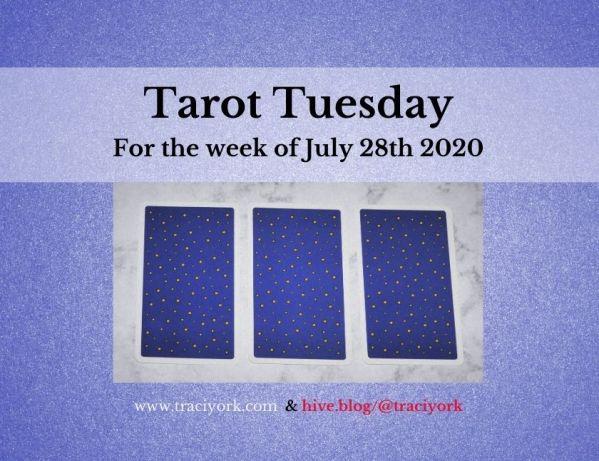 uly 28th 2020, Tarot Tuesday thumbnail