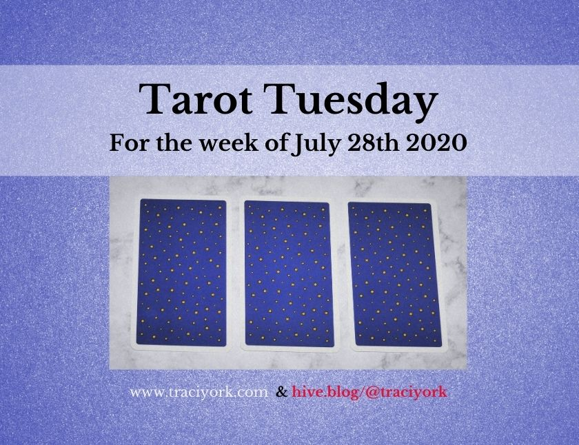 uly 28th 2020, Tarot Tuesday thumbnail