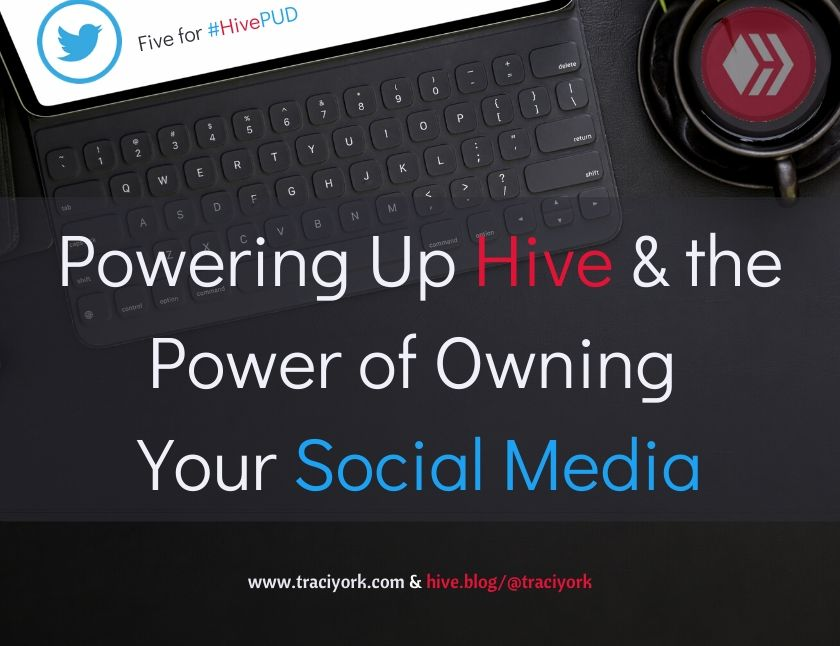 Powering Up Hive & the Power of Owning Your Social Media blog thumbnail