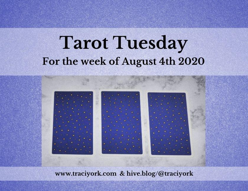 August 4th 2020, Tarot Tuesday thumbnail