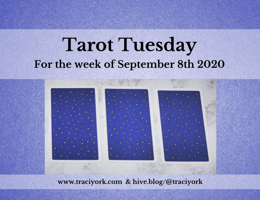 September 8th 2020, Tarot Tuesday thumbnail