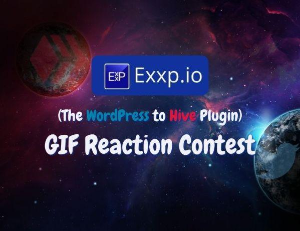 Celebrating the new Exxp Gif Contest blog thumbnail