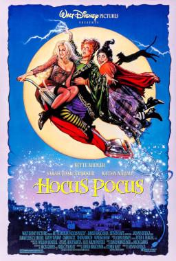 Hocus Pocus - Favorite Halloween Movies