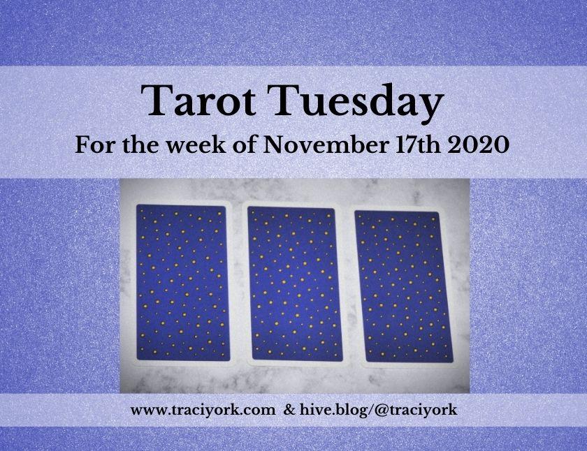 November 17th 2020, Tarot Tuesday thumbnail