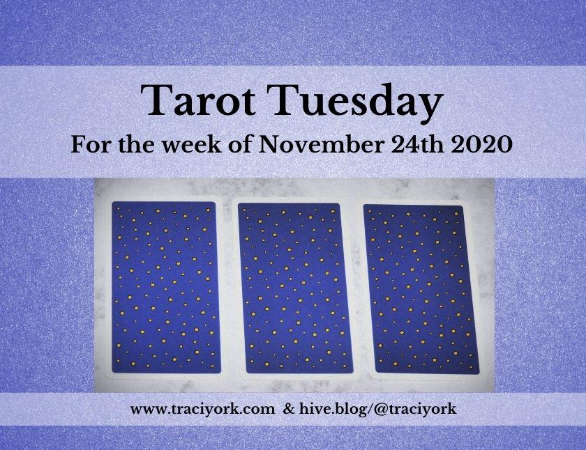 November 24th 2020, Tarot Tuesday thumbnail